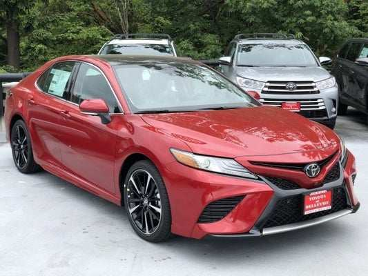 66 Best 2019 All Toyota Camry Redesign And Review