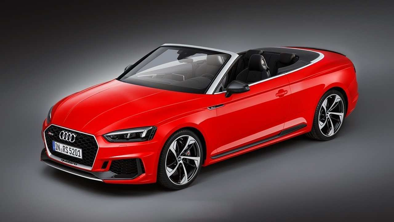 66 Best 2019 Audi Rs5 Cabriolet Engine