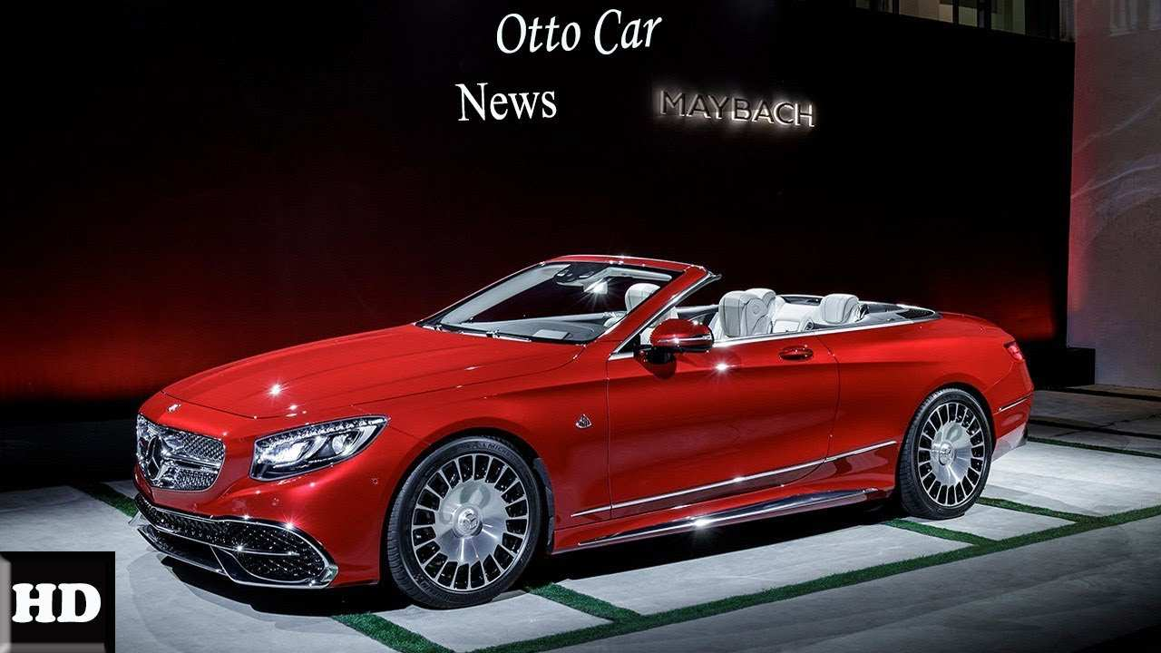 66 Best 2019 Mercedes Maybach 6 Cabriolet Price Images