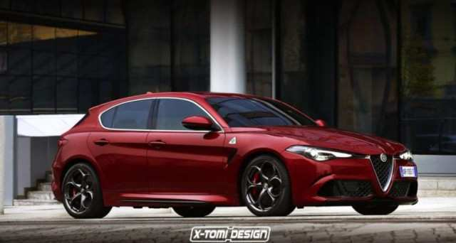 66 Best 2020 Alfa Romeo Giulia Spy Shoot