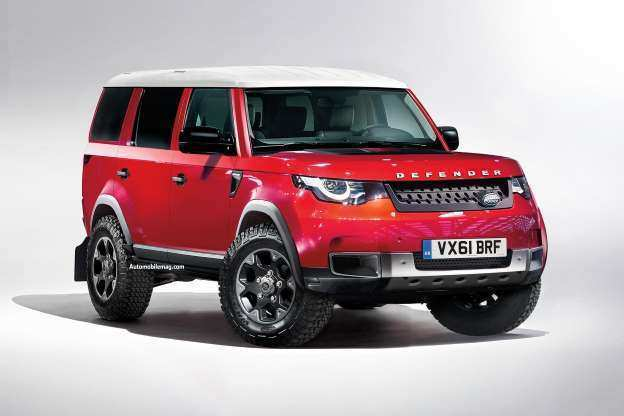 66 Best 2020 Land Rover Defender Redesign And Review