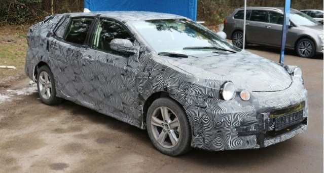66 Best 2020 New Toyota Avensis Spy Shots Review And Release Date