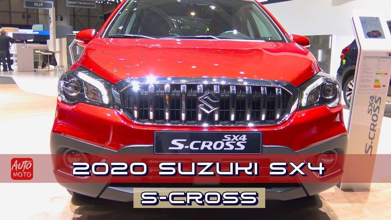 66 Best 2020 Suzuki Sx4 Photos