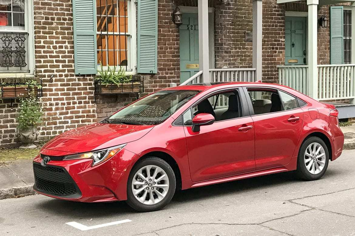 66 Best 2020 Toyota Corolla Xle Engine