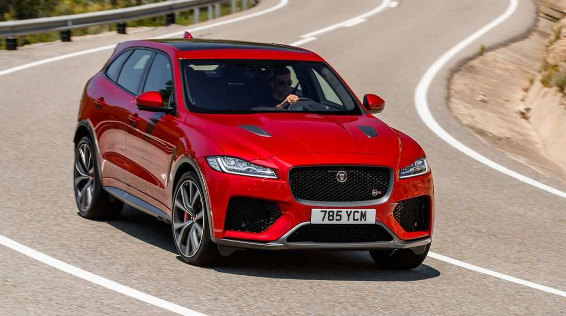 66 Best Jaguar Svr 2019 Spesification