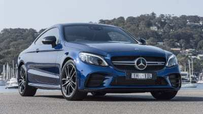 66 Best Mercedes C Class Coupe 2019 Release Date And Concept