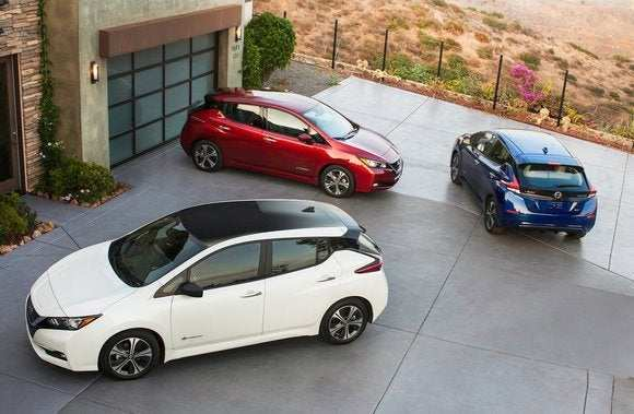 66 Best Nissan Leaf 2019 60 Kwh Ratings