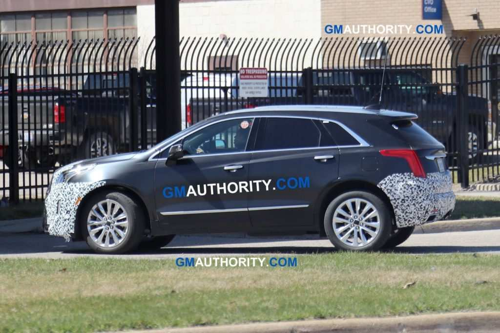 66 Best Spy Shots Cadillac Xt5 Wallpaper