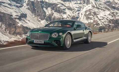 66 New 2019 Bentley Continental GT New Review