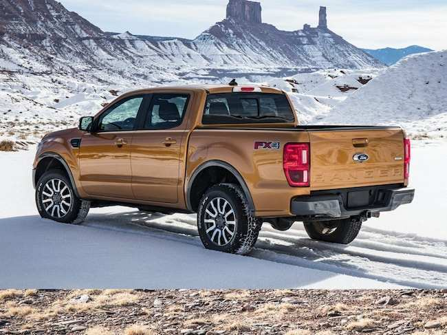 66 New 2019 Ford Ranger Redesign And Review