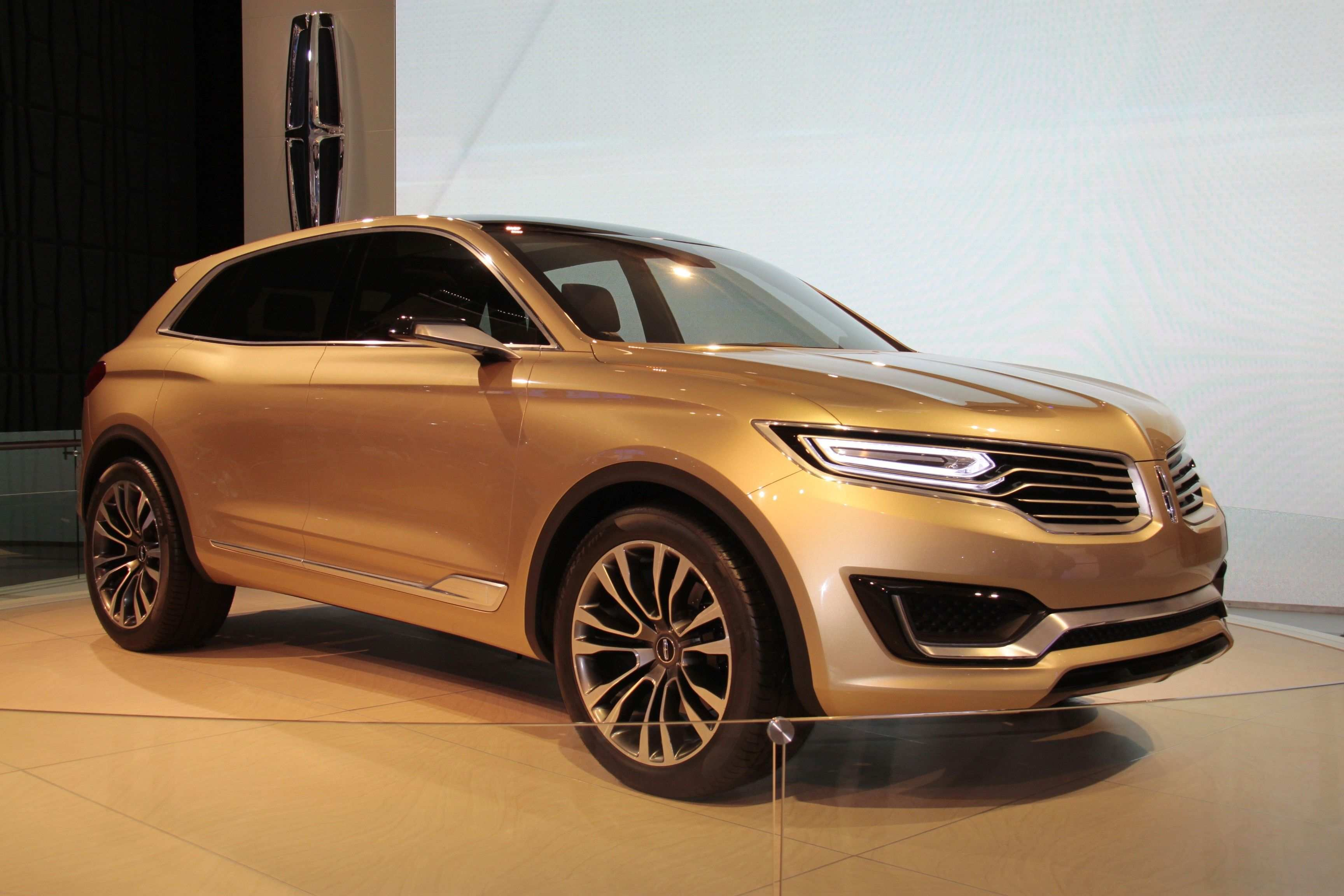 66 New 2019 Lincoln Mkx At Beijing Motor Show Concept And Review