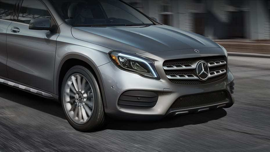 66 New 2019 Mercedes Benz Gla Performance And New Engine