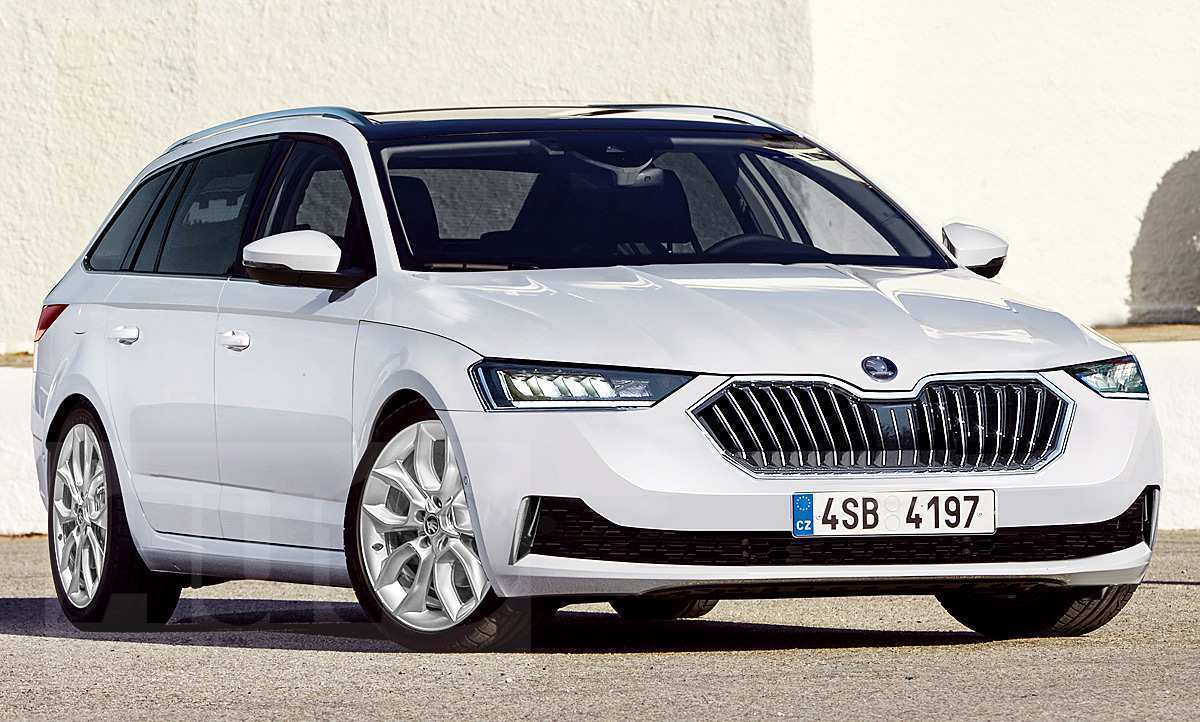 66 New 2019 New Skoda Superb Specs