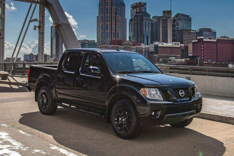 66 New 2019 Nissan Frontier New Model And Performance