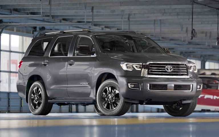66 New 2019 Toyota Sequoia Redesign Price And Release Date