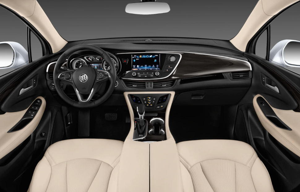 66 New 2020 Buick Envision Interior Redesign And Concept