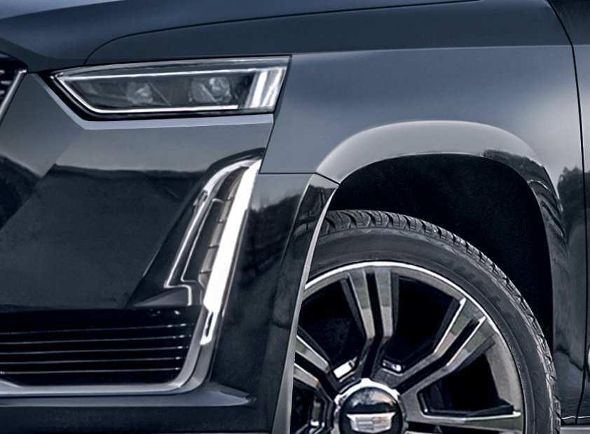 66 New 2020 Cadillac Escalade Luxury Suv Review And Release Date