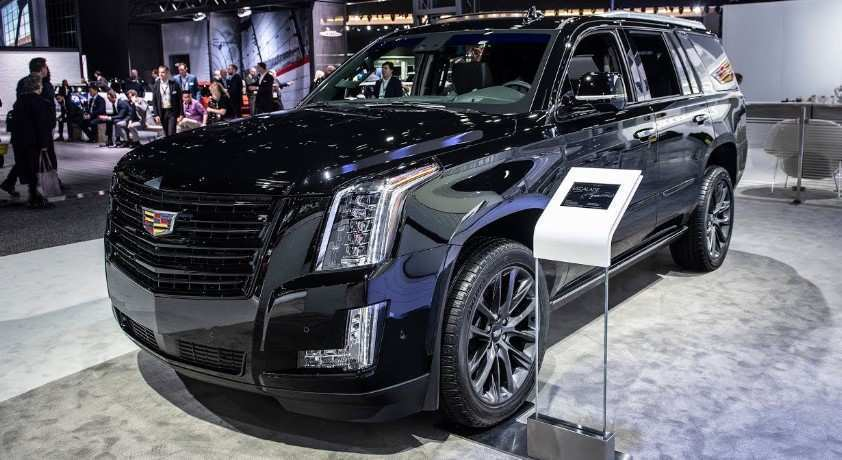 66 New 2020 Cadillac Escalade Vsport Price And Release Date
