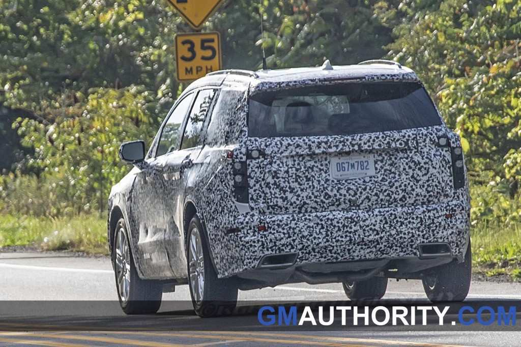 66 New 2020 Cadillac SRXSpy Photos Release Date