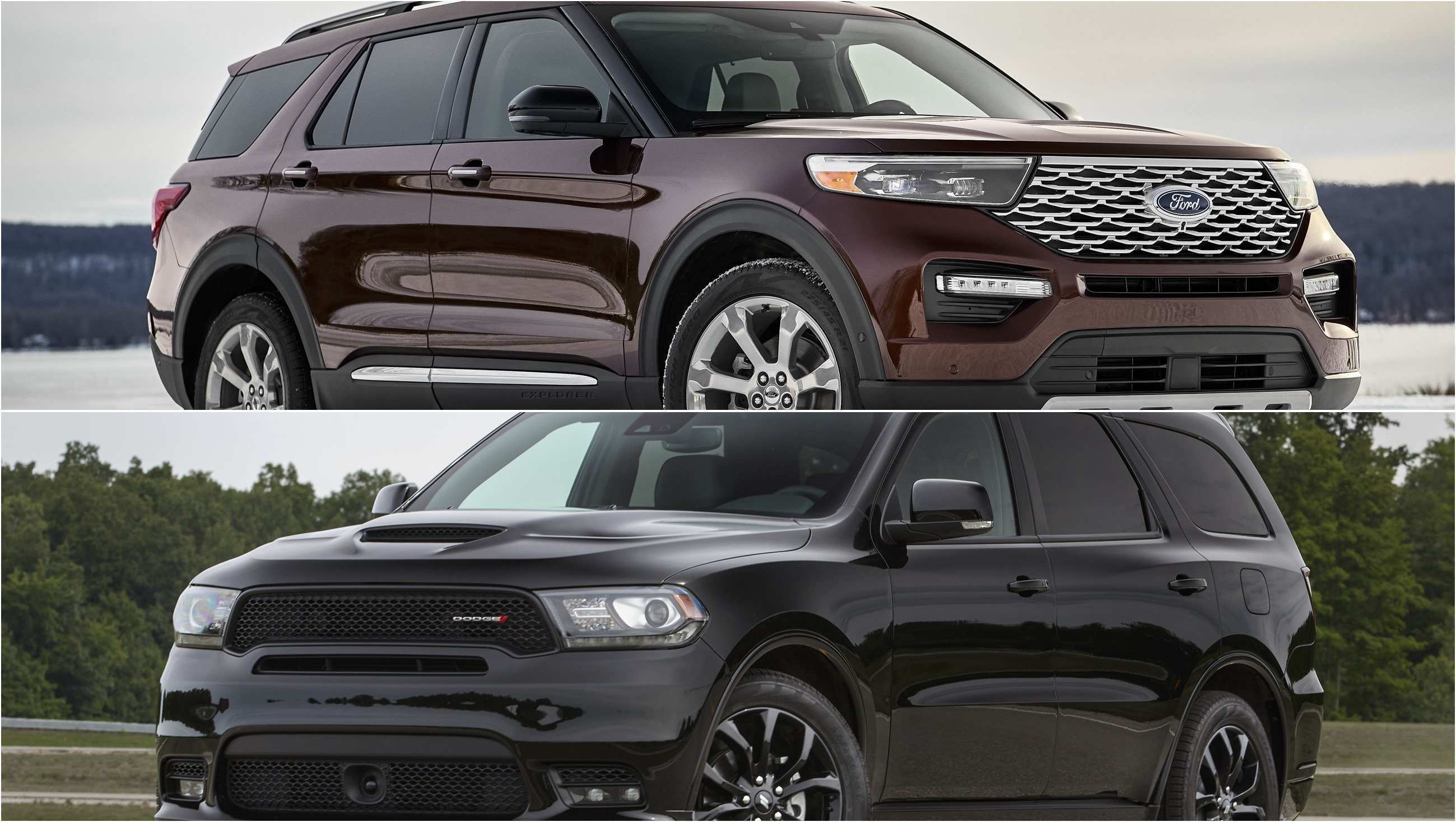 66 New 2020 Dodge Durango Model