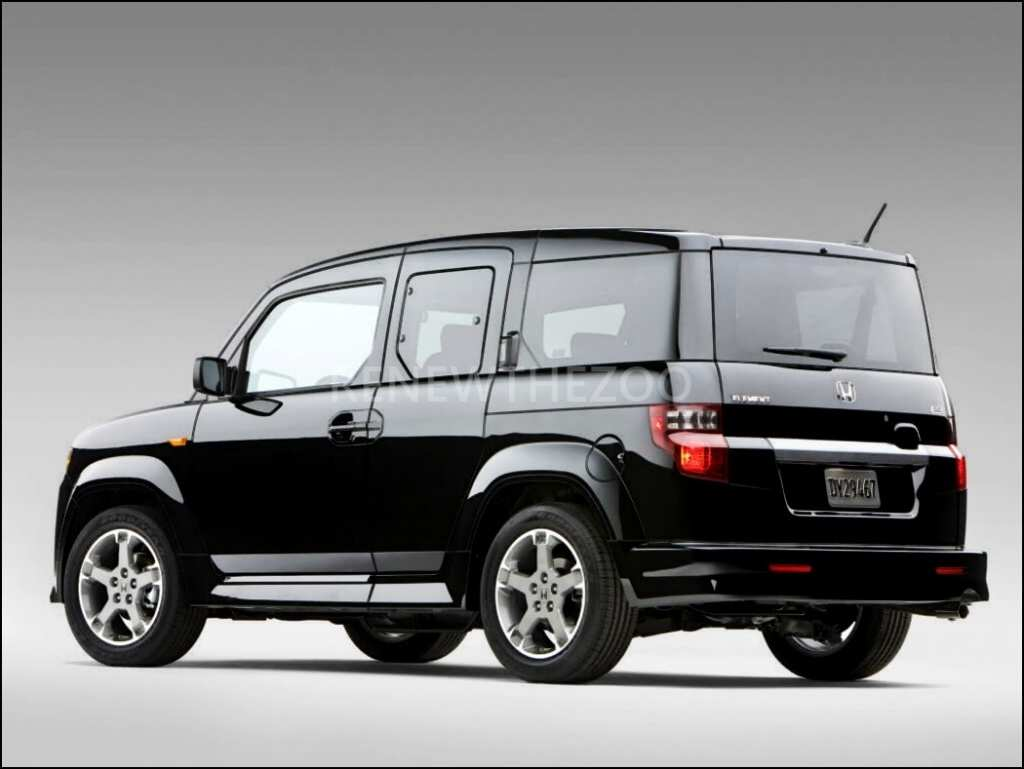 66 New 2020 Honda Element Exterior And Interior