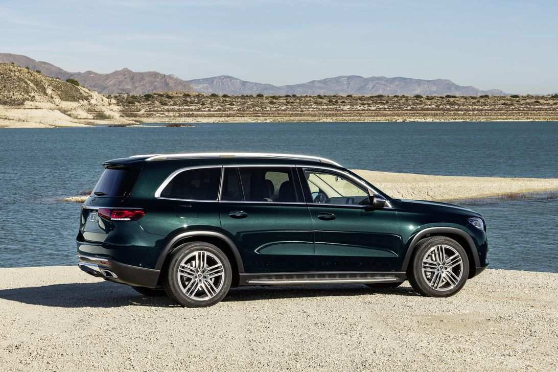 66 New 2020 Mercedes GLS Picture
