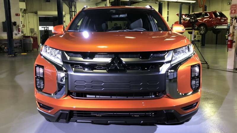 66 New 2020 Mitsubishi Outlander Photos