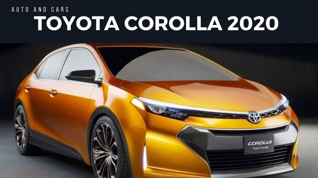 66 New 2020 Toyota Auris Concept And Review