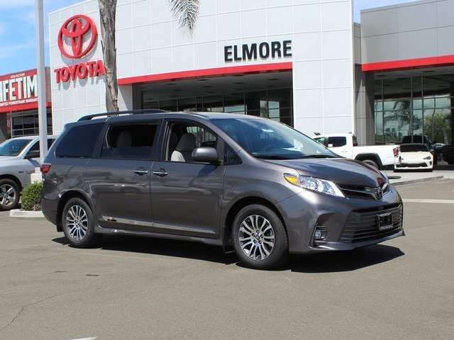 66 New 2020 Toyota Sienna Redesign