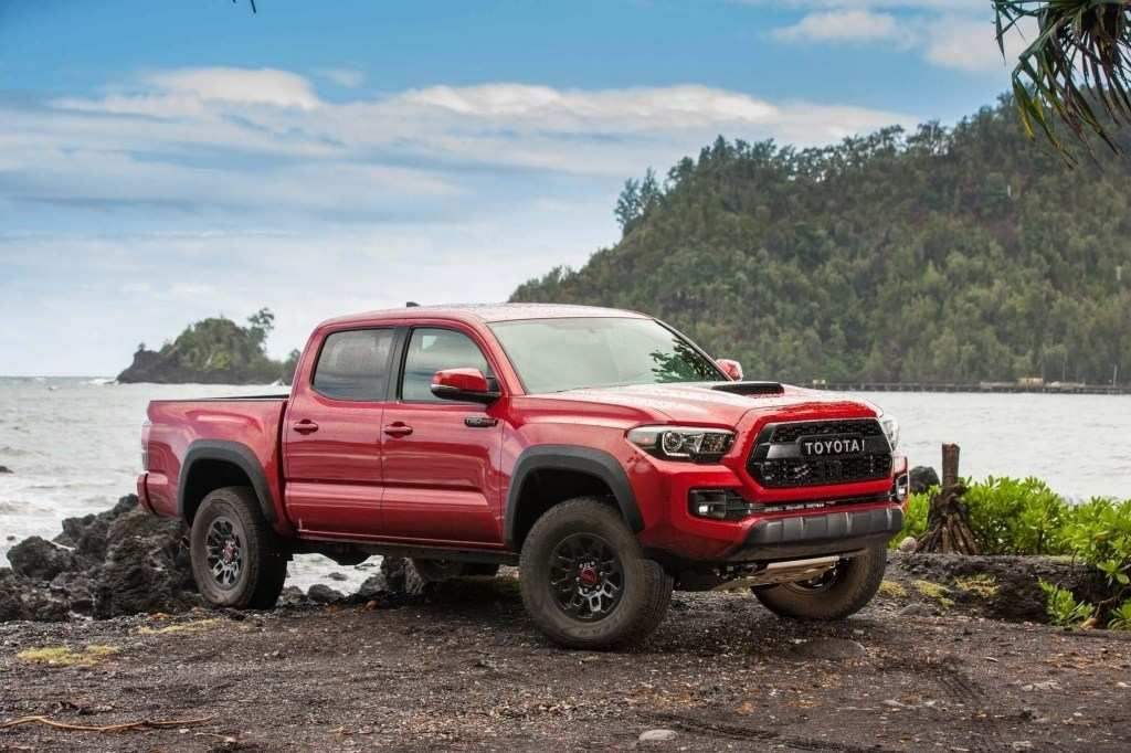 66 New 2020 Toyota Tacoma Diesel Trd Pro Redesign And Review