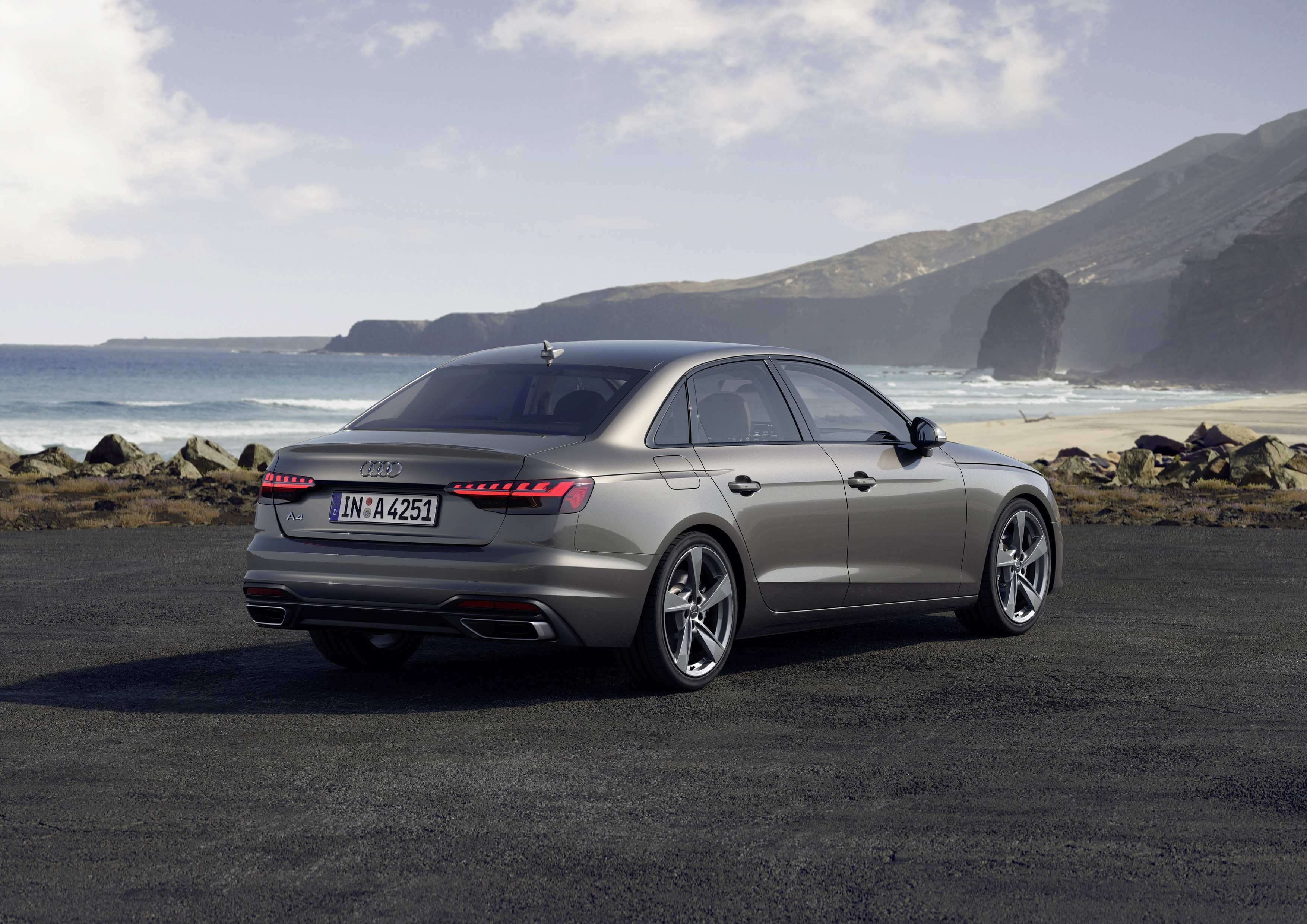 66 New Audi A4 Model Year 2020 Release Date And Concept