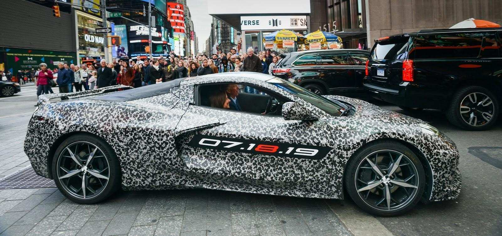 66 New Chevrolet Corvette 2020 Performance And New Engine