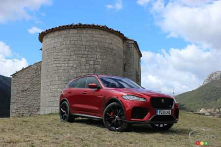 66 New Jaguar F Pace Svr 2020 Release Date And Concept