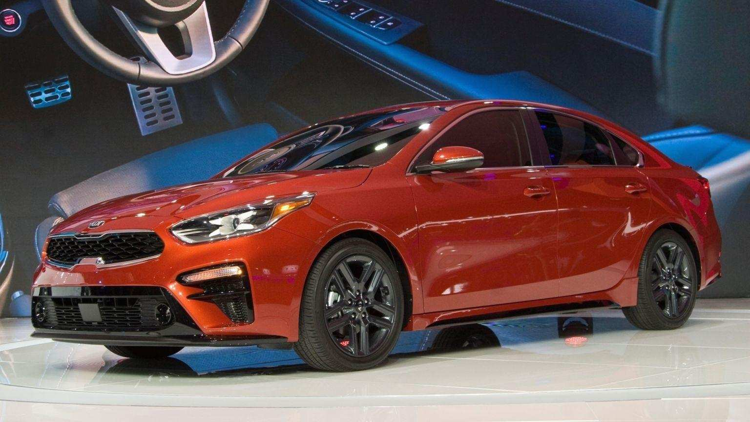 66 New Kia Mexico Forte 2019 Exterior And Interior