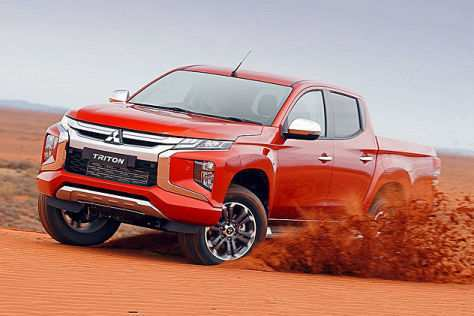 66 New Mitsubishi L200 Sportero 2020 Performance and New Engine