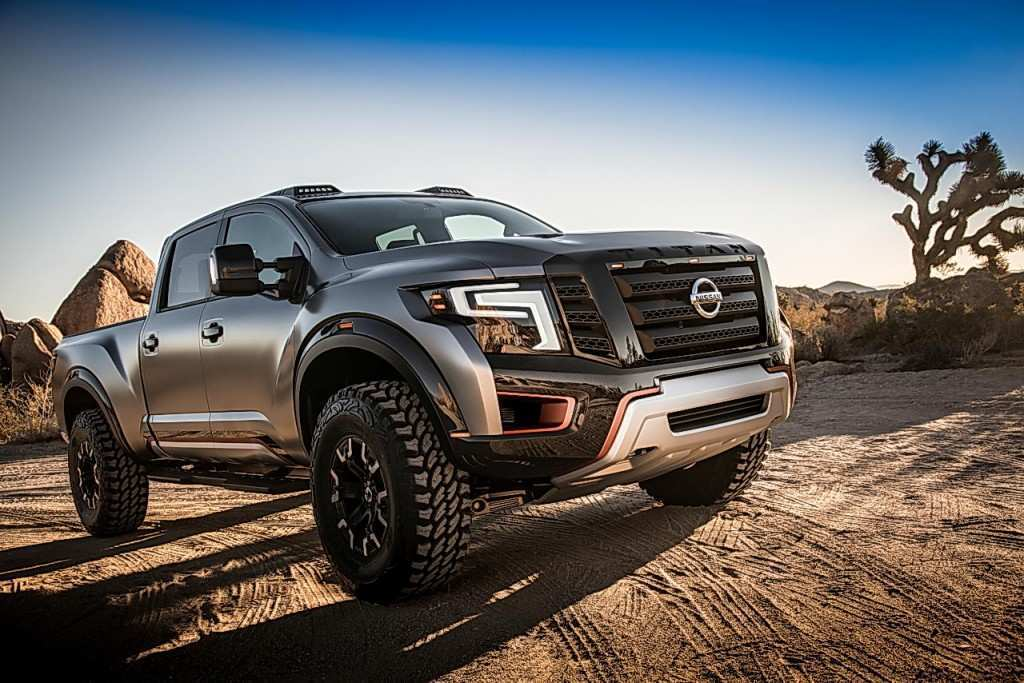 66 New Nissan Titan 2020 Research New