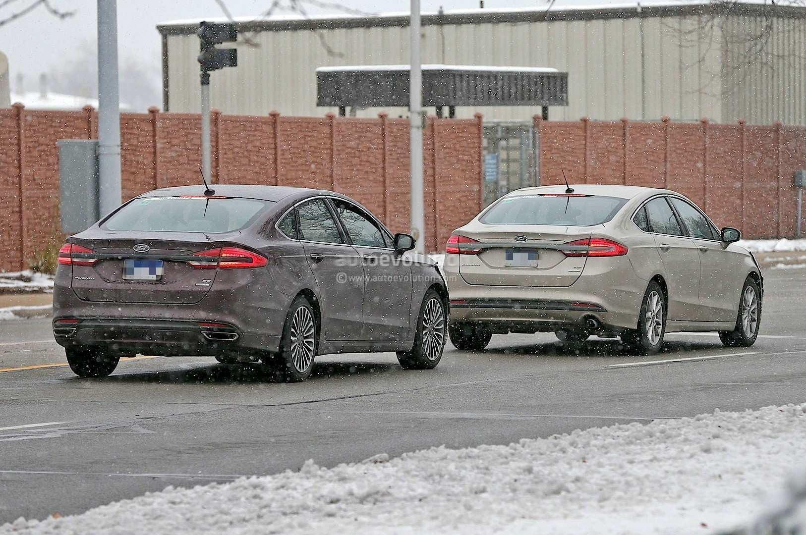 66 New Spy Shots Ford Fusion Ratings
