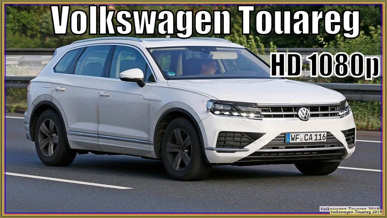 66 New Volkswagen 2019 Touareg Price Performance And New Engine