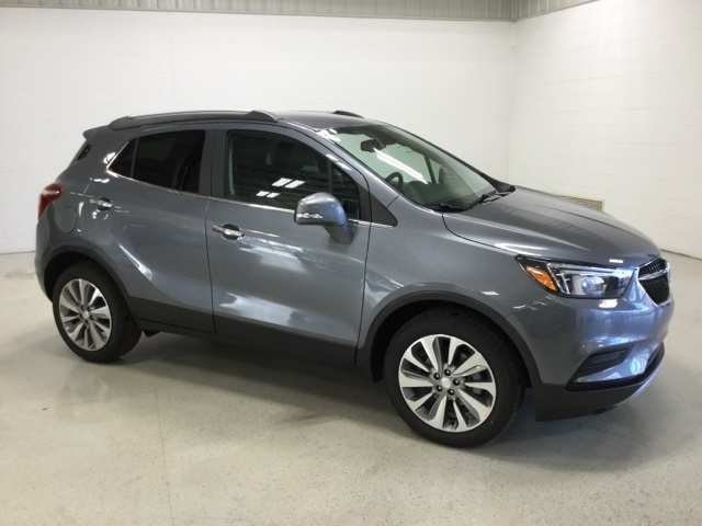 66 The 2019 Buick Encore First Drive