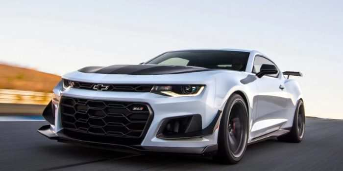 66 The 2019 Chevy Camaro Competition Arrival New Concept