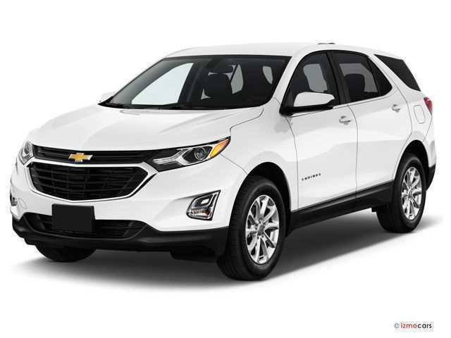 66 The 2019 Chevy Equinox Concept