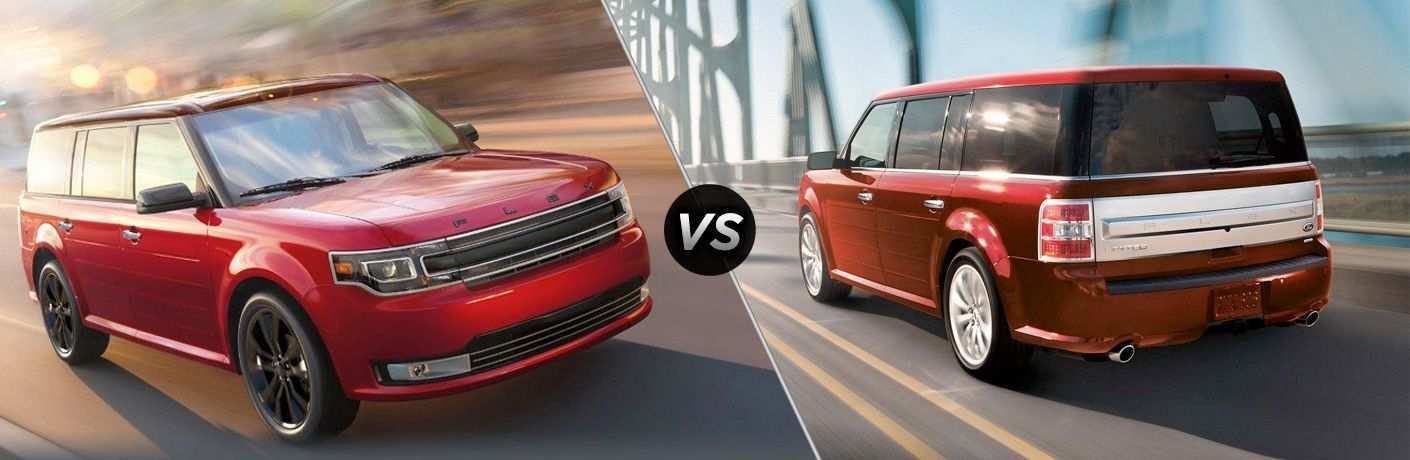 66 The 2019 Ford Flex S Model