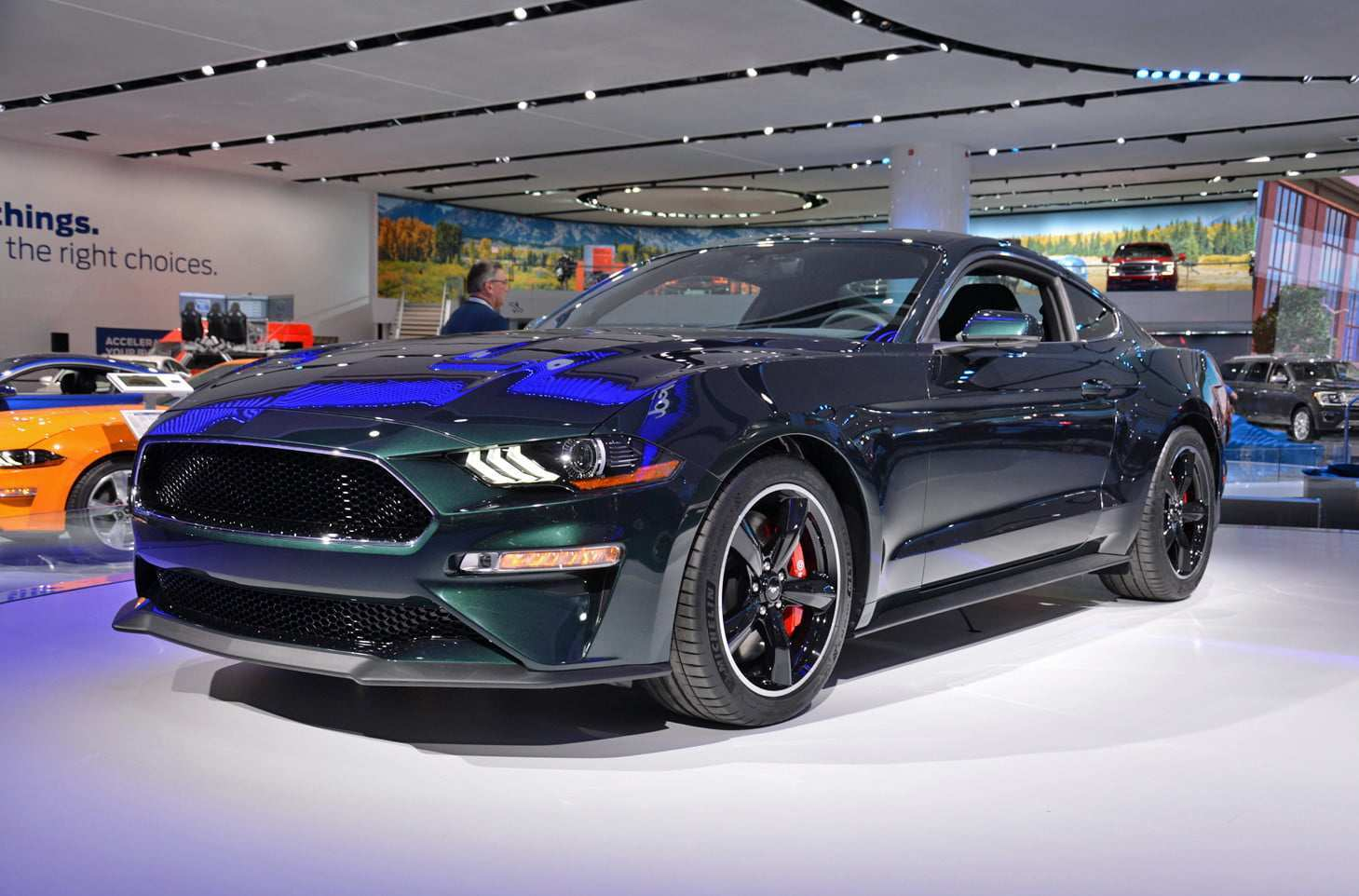 66 The 2019 Ford Mustangand Spy Shoot