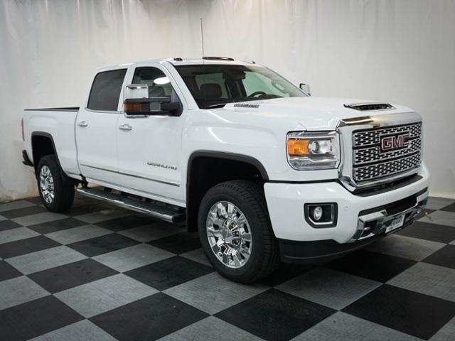 66 The 2019 GMC Sierra 2500Hd Price And Release Date