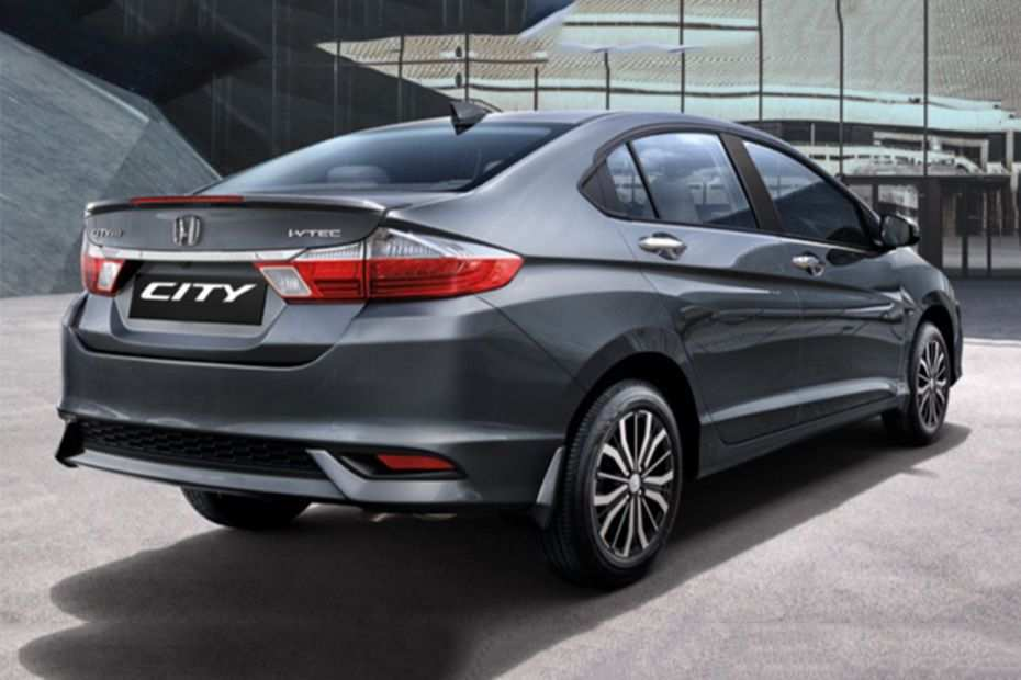 66 The 2019 Honda City Price