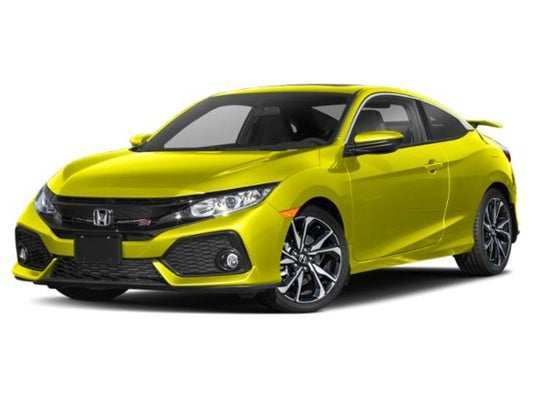 66 The 2019 Honda Civic Si Spy Shoot