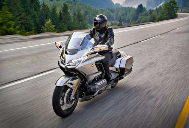 66 The 2019 Honda Goldwing Changes Exterior And Interior