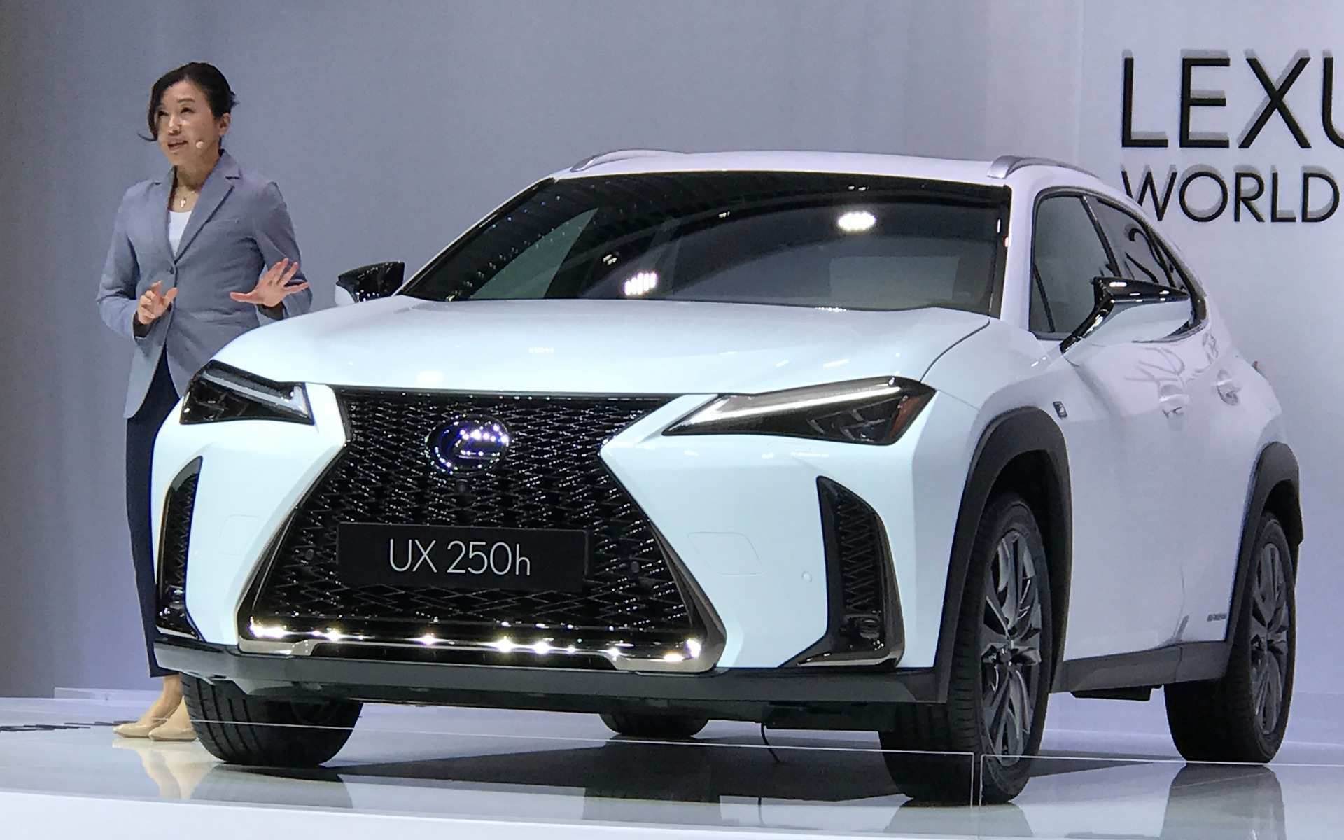 66 The 2019 Lexus Ux Price Canada Spy Shoot