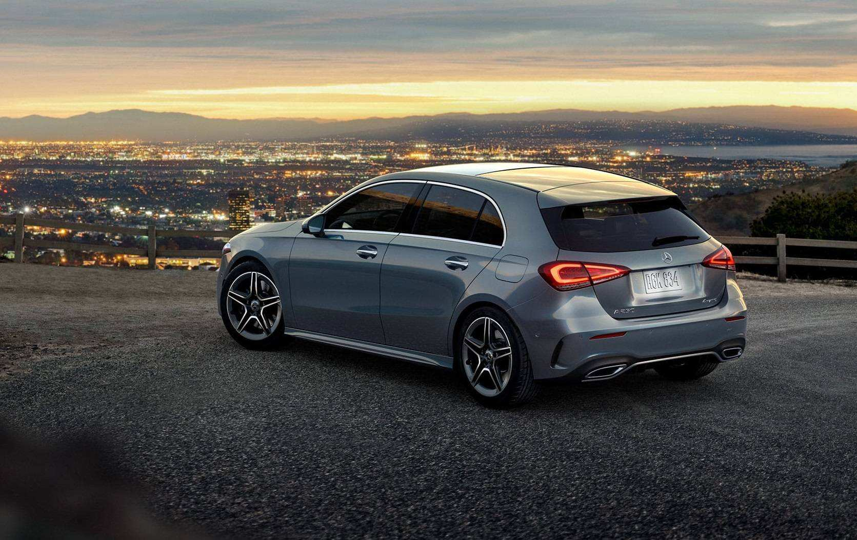 66 The 2019 Mercedes Hatchback Release Date