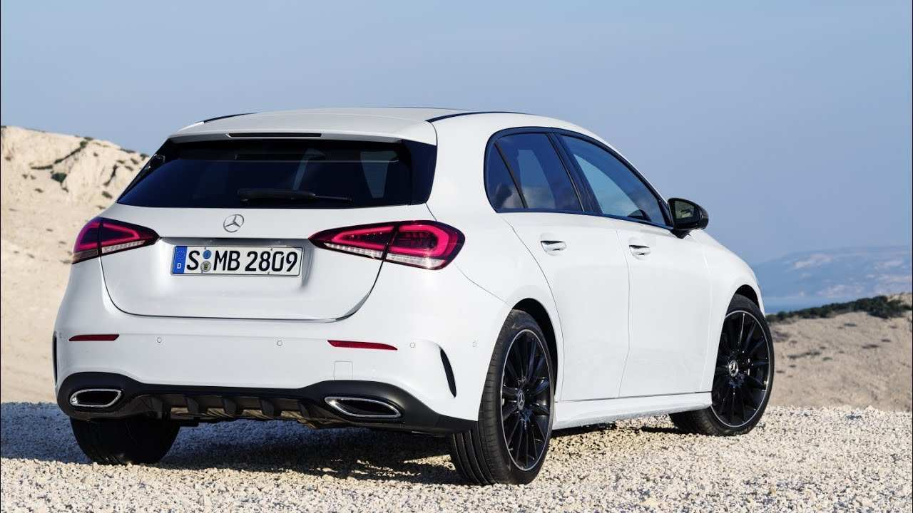 66 The 2019 Mercedes Hatchback Research New